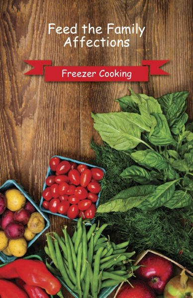 Freezer Cooking cover
