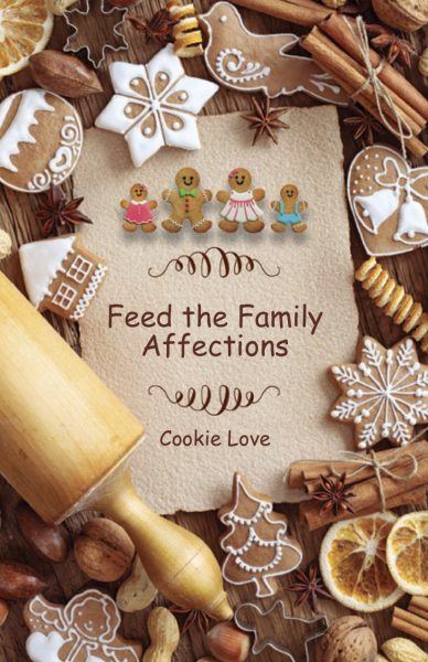 Cookie Love cookbook cover